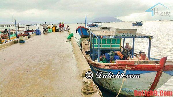 Hướng dẫn cách di chuyển đến đảo Điệp Sơn thuận lợi, nhanh chóng và an toàn - Kinh nghiệm du lịch đảo Điệp Sơn