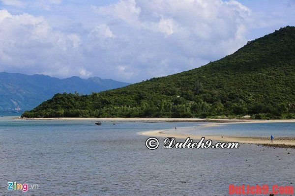Hướng dẫn tham quan, trải nghiệm và khám phá đảo Điệp Sơn