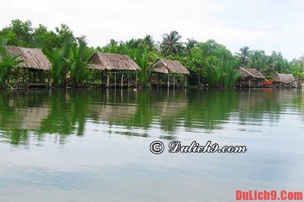 Kinh nghiệm du lịch đảo Dừa Lửa. Hướng dẫn tham quan, vui chơi khi du lịch đảo Dừa Lửa