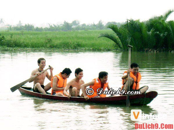 Kinh nghiệm du lịch đảo Dừa Lửa