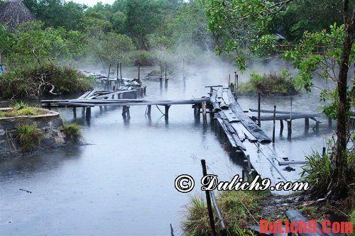 Kinh nghiệm du lịch suối nước nóng Bình Châu. Suối khoáng nóng Bình Châu ở đâu, giá vé bao nhiêu tiền?