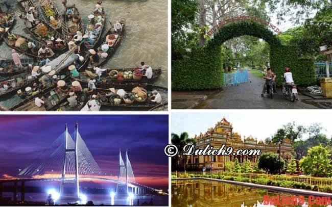 Kinh nghiệm du lịch Tiền Giang