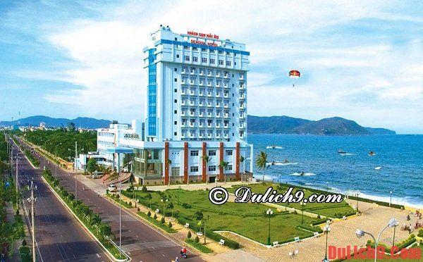 Những khách sạn đẹp, chất lượng và gần biển nên ở khi du lịch Bình Định