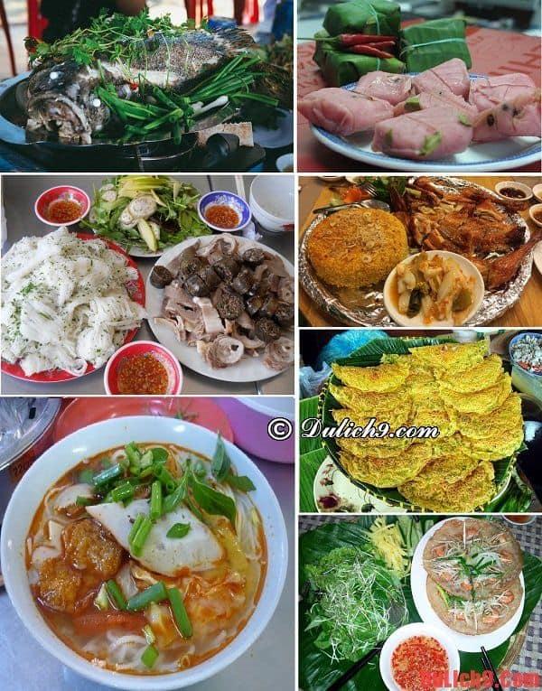 Những món ăn ngon đặc trưng phải thử khi du lịch Bình Định
