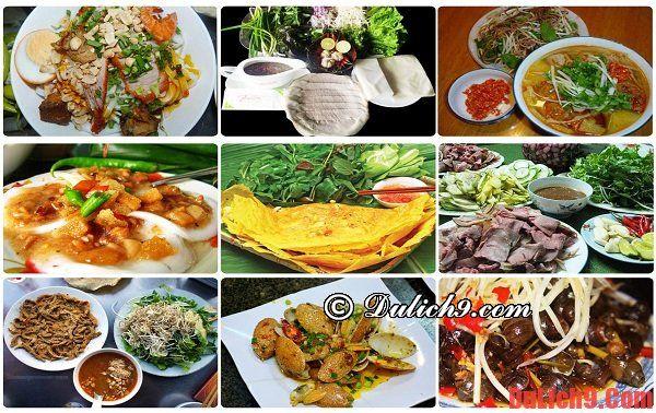 Những món ngon nổi tiếng đặc trưng của Đà Nẵng