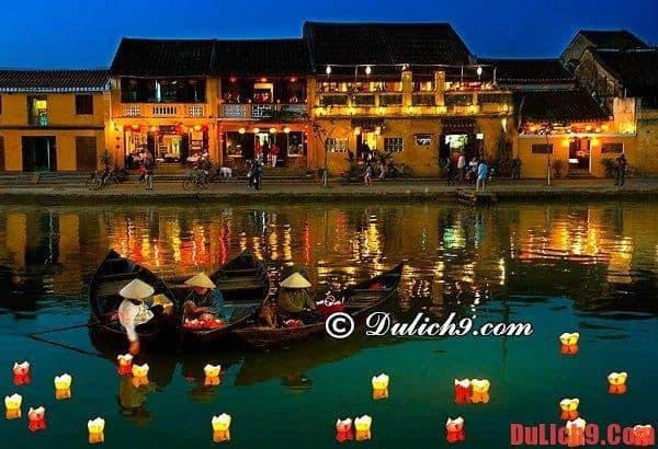 Gợi ý lịch trình du lịch Hội An tự túc, giá rẻ dịp nghỉ lễ giỗ Tổ Hùng Vương