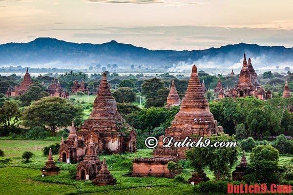Đất nước lý tưởng để du lịch an toàn và thuận lợi ở Đông Nam Á