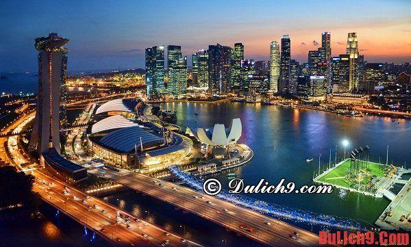 Điểm du lịch hút khách nhất Đông Nam Á