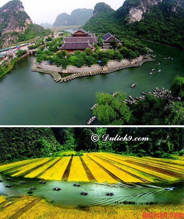 Du lịch Tràng An dịp 30/4, 1/5 - Địa danh nổi tiếng Việt Nam xuất hiện trong phim Kinh Kong. Phim Kingkong được quay ở đâu tại Việt Nam?