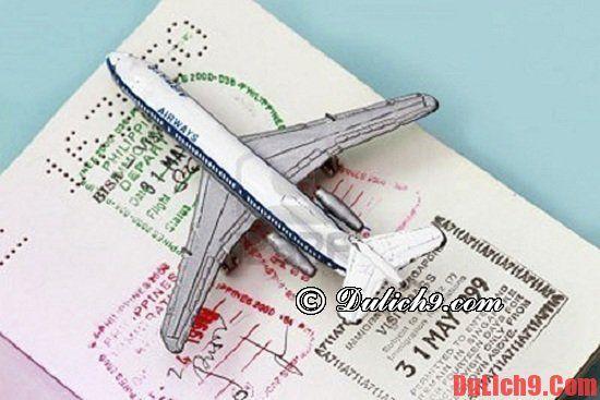 Thủ tục xin visa Đài Loan