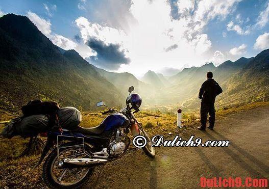 Thuê xe máy ở Hà Giang giá rẻ, chất lượng. Thuê xe máy ở đâu Hà Giang tốt nhất?