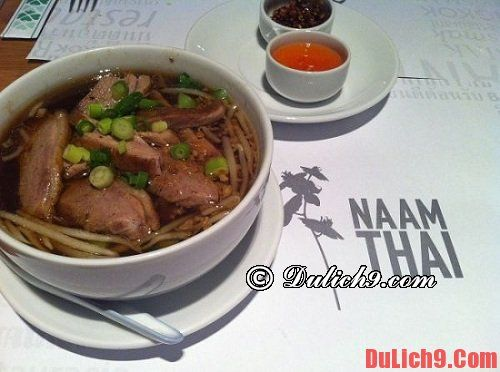 Du lịch Macao nên ăn ở đâu ngon và rẻ?