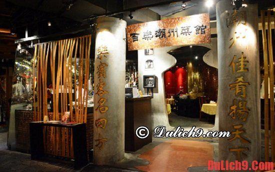 Kinh nghiệm ăn uống khi du lịch Macao