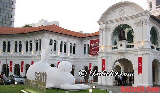 Những điểm tham quan miễn phí ở Singapore