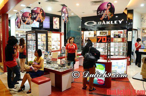 Du lịch mua sắm ở Macao. Kinh nghiệm mua sắm khi du lịch Macau. Địa điểm mua sắm nổi tiếng ở Macau