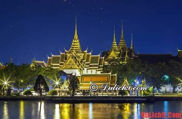 Kinh nghiệm săn vé máy bay giá rẻ đi Thái Lan. Hướng dẫn cách săn vé máy bay giá rẻ đi Thái Lan
