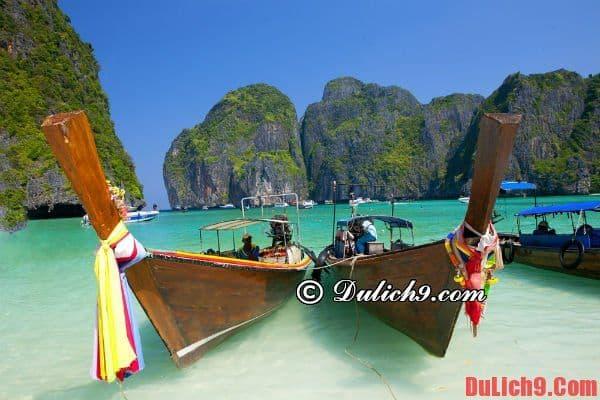 Làm thế nào để săn được vé máy bay giá rẻ đi Thái Lan?