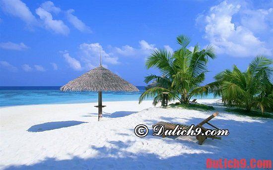 Bãi biển ở Phú Quốc hay Côn Đảo đẹp?