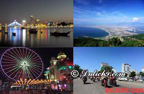 Lịch trình du lịch Đà Nẵng 3 ngày 2 đêm.