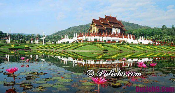 Kinh nghiệm du lịch Thái Lan. Du lịch Thái Lan tự túc cần bao nhiêu tiền?