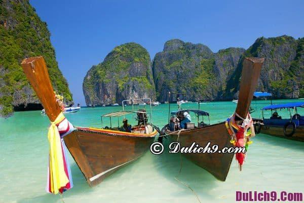 Đi du lịch Thái Lan tự túc cần bao nhiêu tiền?