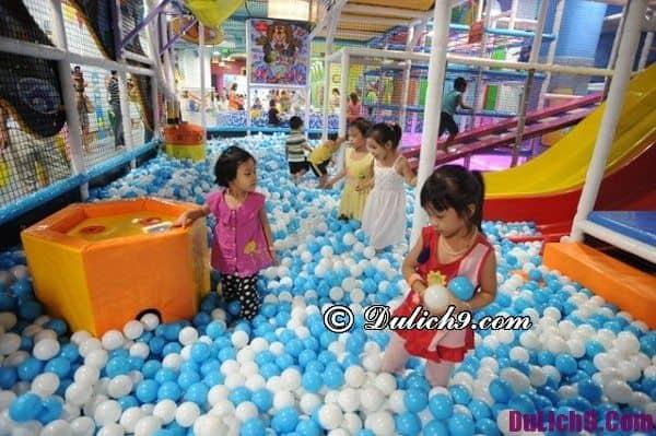 Địa điểm vui chơi ngày 1/6 không thể bỏ qua ở TP Hồ Chí Minh. Tết thiếu nhi ở Sài Gòn nên đi đâu chơi?