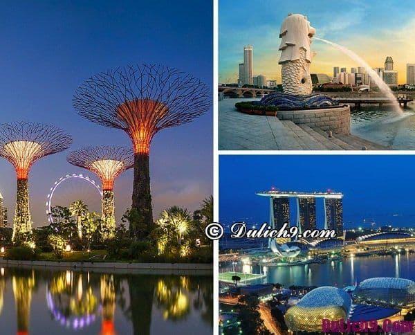 Địa điểm du lịch hấp dẫn ở nước ngoài trong tháng 11