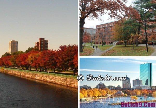 Nên du lịch ở đâu vào tháng 9 đẹp, tuyệt nhất?