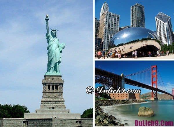 Du lịch tháng 6 ở nước ngoài những điểm đến đẹp nhất