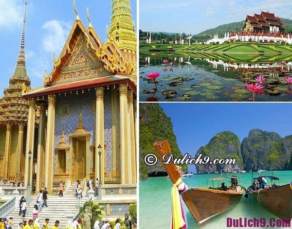 Nên du lịch nước nào vào tháng 11 đẹp nhất?