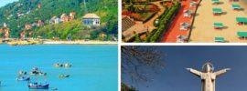 Top địa điểm du lịch lý tưởng trong tháng 4 sôi động, vui vẻ