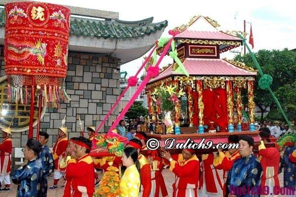 Lễ hội độc đáo ở miền Trung