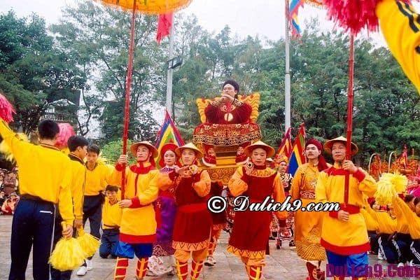 Những lễ hội ở miền Trung không nên bỏ lỡ