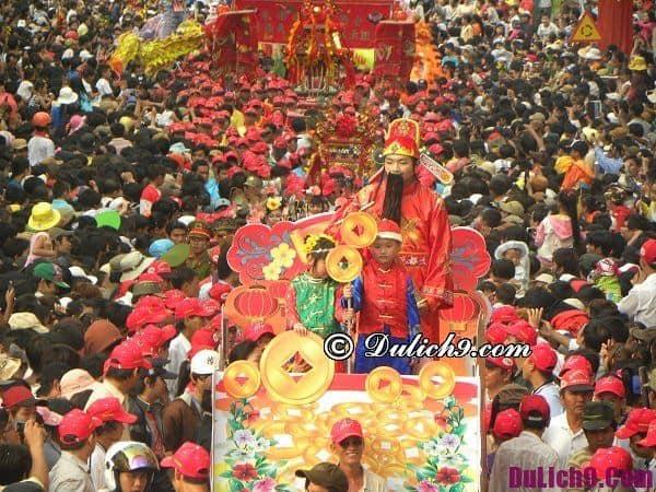 Những lễ hội truyền thống ở Nam Bộ