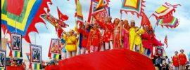 Khám phá những lễ hội nổi tiếng ở miền Trung du xuân may mắn