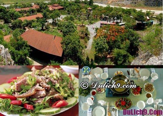 Ăn đặc sản Ninh Bình ở nhà hàng, quán ăn nào ngon giá rẻ gần chùa Bái Đính: Gợi ý địa điểm ăn uống khi đi du lịch Ninh Bình