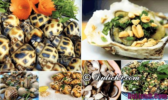 Du lịch Đà Nẵng ăn hải sản ở đâu ngon?