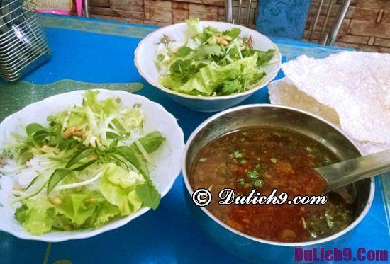 Ăn ở đâu ngon giá rẻ khi đi du lịch Quy Nhơn: Nhà hàng, quán ăn đặc sản Quy Nhơn