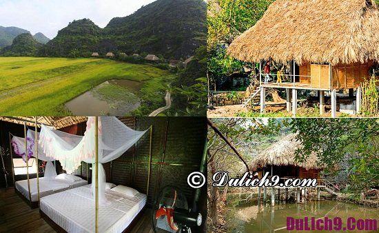 Danh sách nhà nghỉ, khách sạn bình dân ở Ninh Bình view đẹp: Tư vấn nơi nghỉ dưỡng giá rẻ ở Ninh Bình tốt nhất