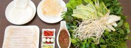 Review những địa chỉ bánh tráng cuốn thịt heo ngon ở Đà Nẵng