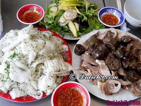 Địa chỉ ăn đặc sản ngon nổi tiếng ở Quy Nhơn: Quy Nhơn có quán ăn nào ngon giá bình dân