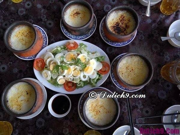 Quán ăn ngon ở Đà Lạt thưởng thức bữa trưa