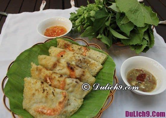 Địa chỉ ăn uống ngon bổ rẻ ở Tuy Hòa: Du lịch Tuy Hòa ăn đặc sản ở đâu?