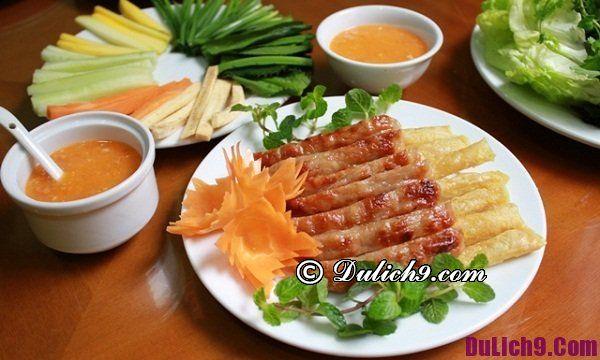 Địa điểm ăn uống ở Đà Lạt