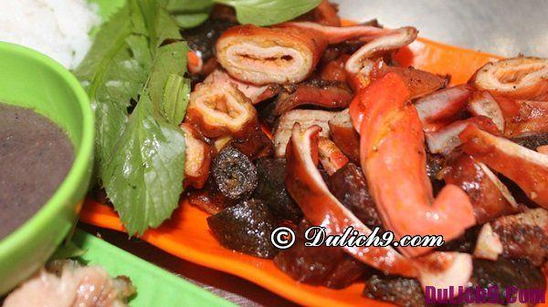 Quán bún đậu ngon nhất ở Hà Nội