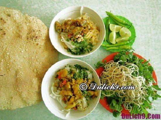 Quán mỳ Quảng ngon nhất Đà Nẵng