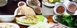 Địa chỉ quán ăn đặc sản ngon nổi tiếng ở Ninh Bình giá rẻ