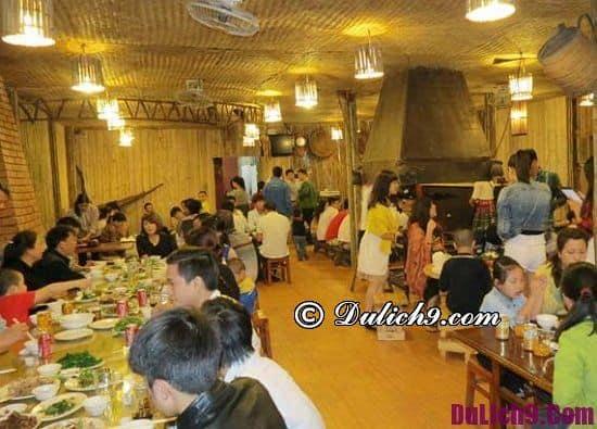 Địa chỉ nhà hàng, quán ăn ngon giá rẻ ở Sapa: Du lịch Sapa ăn ở đâu ngon bổ rẻ?