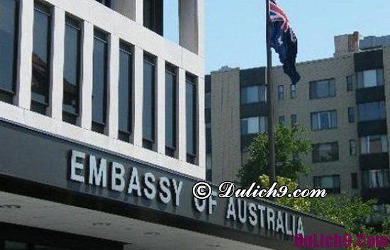 Địa chỉ xin visa du lịch Úc ở Việt Nam: Xin visa đi du lịch Úc có khó không?