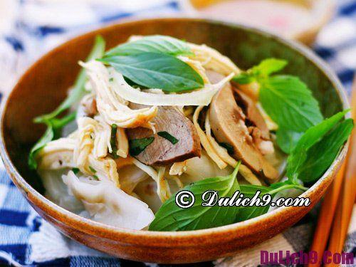Địa điểm ăn uống tại Đà Lạt